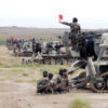 Azerbaijani armed forces hold large-scale command and staff military exercises