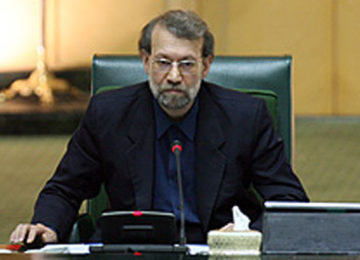 Iran's parliament speaker lauds leader's substantial role in nuclear talks