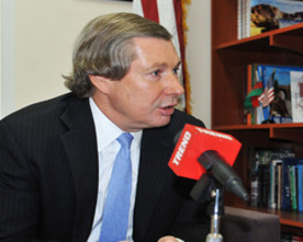 Warlick: Karabakh conflict's peaceful settlement important for entire region