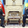 Baku, Astana mull military-technical cooperation