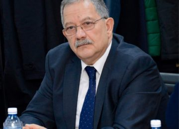 Georgia's guarantor of independence at talks in Tbilisi