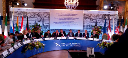 Baku Network, Baltic Forum ink partnership agreement