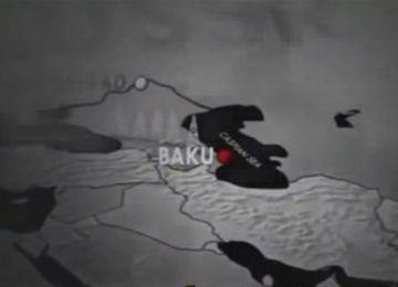 """Battle of Stalingrad was battle for BAKU"" – Oliver Stone (Video)"