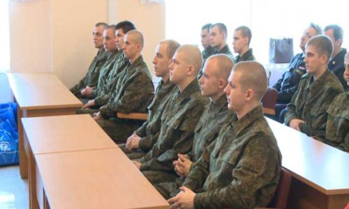Despite Cut in Draft Numbers, Russia Unlikely to Have Fully Professional Army Soon