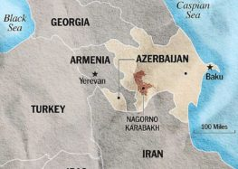Losing the moral compass over Nagorno-Karabakh