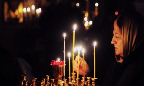 Holiday hope: A glimpse of Christians, Muslims at peace