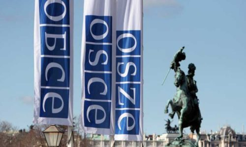 What does the equal rights principle in OSCE Minsk Group Statement mean for Nagorno-Karabakh?