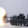 Russia's Armed Forces Rehearse New 'Shock-Fire' Tactics