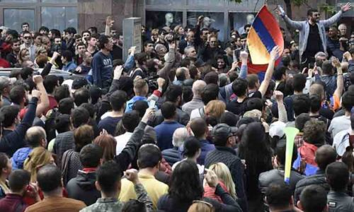 'That is not mine': How Sargsyan's resignation can affect relations between Armenia and Russia
