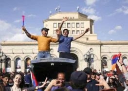 Armenia's prime minister has failed and resigned after 11 days of protests