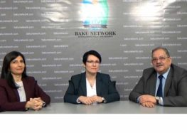 Baku Network hosts discussions on Azerbaijani presidential elections (VIDEO)