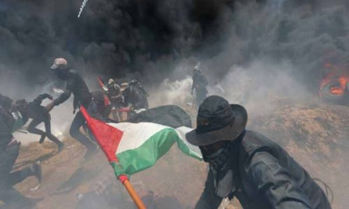 Five Thoughts on Jerusalem, Gaza, and What's in Between