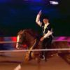 The Azerbaijani dancers and Karabakh horses and riders (Video)