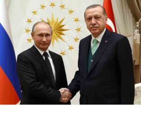 Russia and Turkey in the Black Sea and the South Caucasus