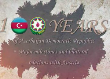 Centennial of the Democratic Republic of Azerbaijan (Video)