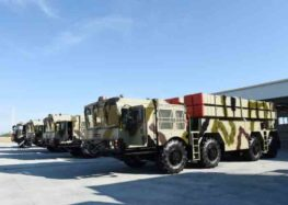 Azerbaijan's Acquisitions of New Missile Systems From Belarus and Israel: The Domestic and Regional Context