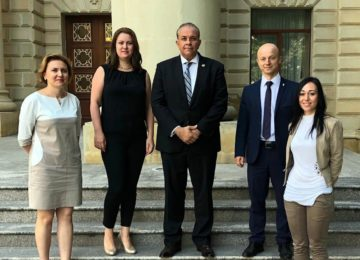 CTED conducts follow-up assessment visit to the Republic of Azerbaijan