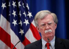 John Bolton Ups the Pressure on Iran