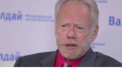 Robert Legvold on the US-Russia Relations (Video)