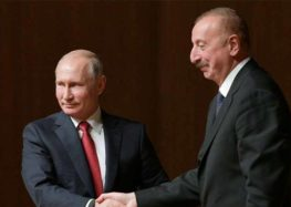 Putin's Trip to Azerbaijan: Manipulating the Caucasus Triangle