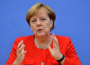 Angela Merkel Makes Way for Necessary Changes