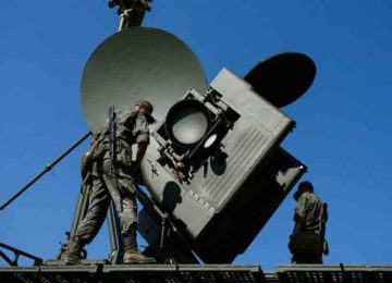 Ukraine as Clandestine Testing Ground for Russian Electronic Warfare