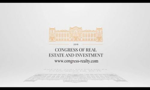 CONGRESS OF REAL ESTATE AND INVESTMENTS IN BERLIN 2019