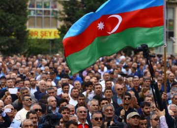 Old Conflict, New Armenia: The View from Baku