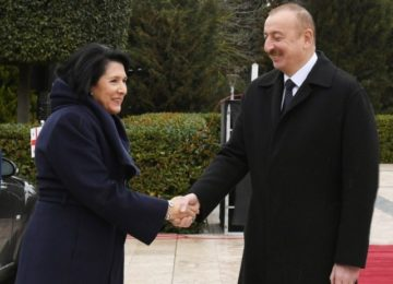 Baku and Tbilisi Reassert Their Strategic Partnership After Election of New Georgian President