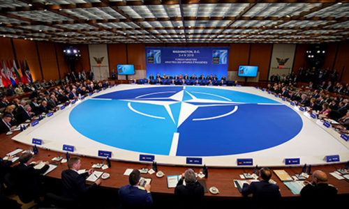 Here's What You Should Be Reading About NATO on its Seventieth Birthday