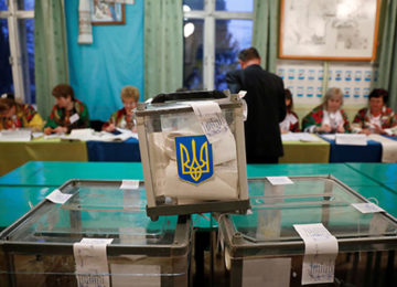 Ukraine's Presidential Election: How a Comic Secured the Most Votes and Won a Ticket to Round Two