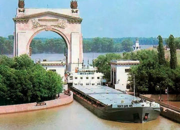 Moscow Plans to Expand Canal System Between Caspian and Azov Seas