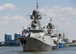 Russia's Caspian Flotilla Gains an Air Arm