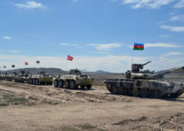 Azerbaijan's Military Exercises Send Defiant Message to Armenia