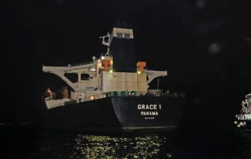 What is Behind the New Tanker Incident in Gibraltar?