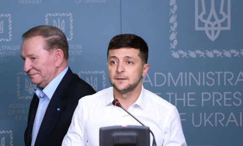 Ukraine's New President Needs a Strategy on Donbas—and Fast