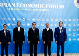 Caspian Economic Forum Is More Useful Than It Might Seem