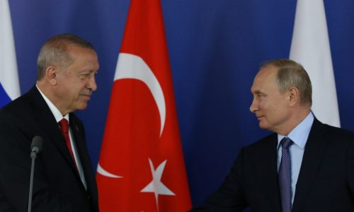U.S.-Turkey Relations: Summer Doldrums, Autumn Storms?