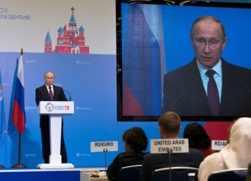 Putin and Global Health: Friend or Foe?