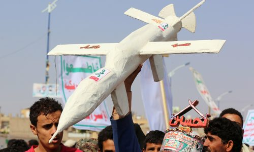 After Houthi drone attack, everyone should take a deep breath