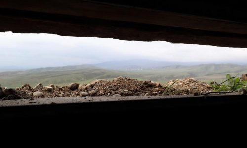 A Listening Tour of the Azerbaijani Front Lines