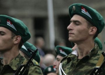 Russia Declares New Initiatives to Modernize Army of Breakaway Abkhazia