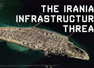 Iran's Threats to Saudi Critical Infrastructure