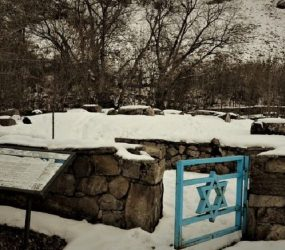 Disappearing traces of Jews in Armenia