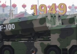 China's PLA: new weapons, new approaches