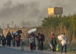 Calling a Halt to Turkey's Offensive in North-eastern Syria