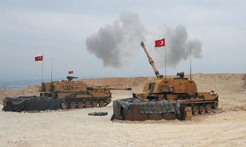 Turkish Military Operation in Syria Complicates Georgia's Foreign Policy