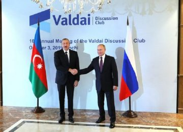 Moscow-Baku Rapprochement Continues—But With Tests Ahead