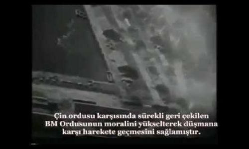 Turkish Army and Korean War – Kore savaşı Kumyangjang Ni muharebesi