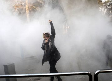 Iran's Protests and the Threat to Domestic Stability